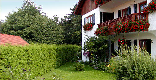Bayerischer Wald Ferienwohnungen im Passauer Land