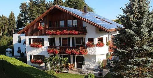 Wegscheid Ferienwohnung im Bayerischen Wald